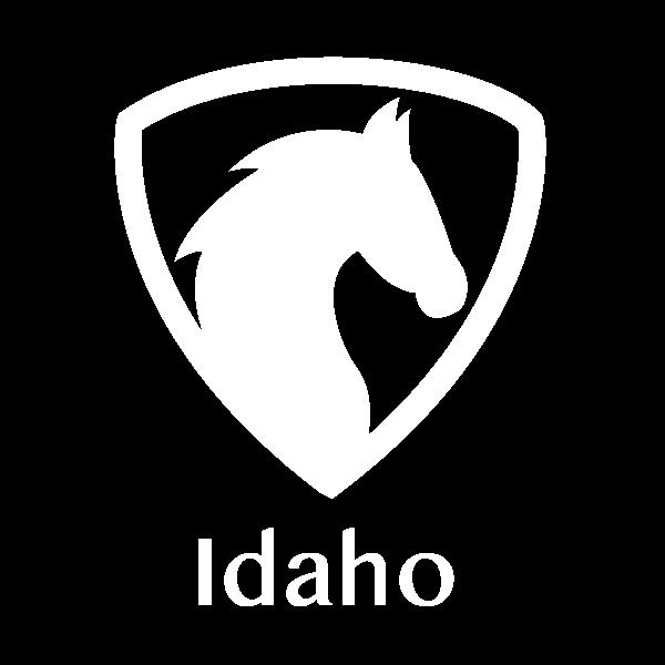 Idaho Horse State Label