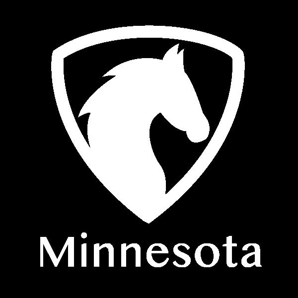Minnesota Horse State Label