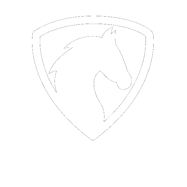 Nevada Horse State Label
