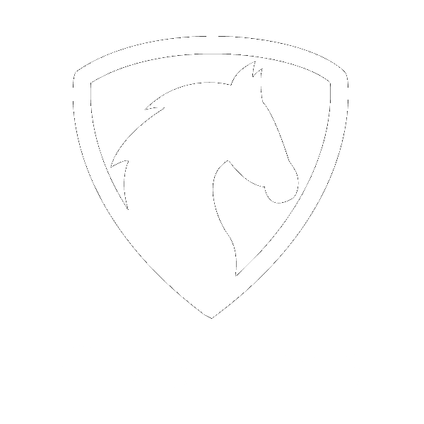 Oklahoma Horse State Label