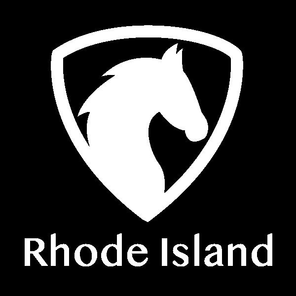 Rhode Island Horse State Label