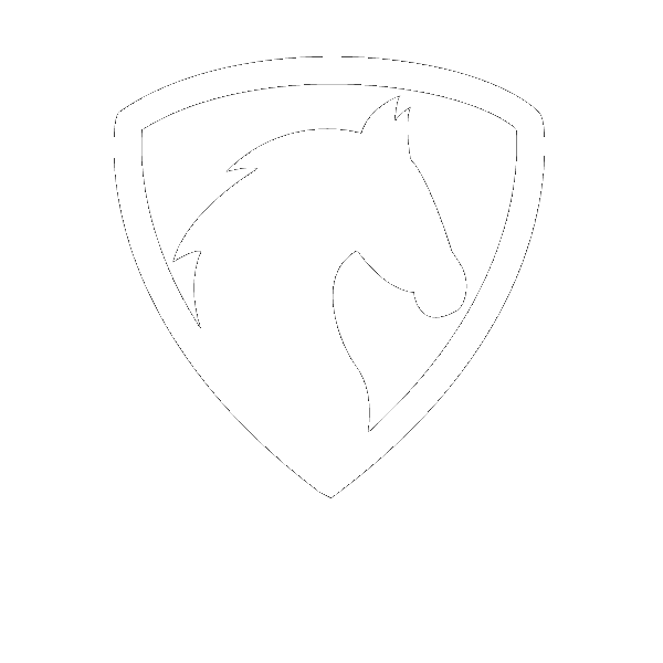 Texas Horse State Label