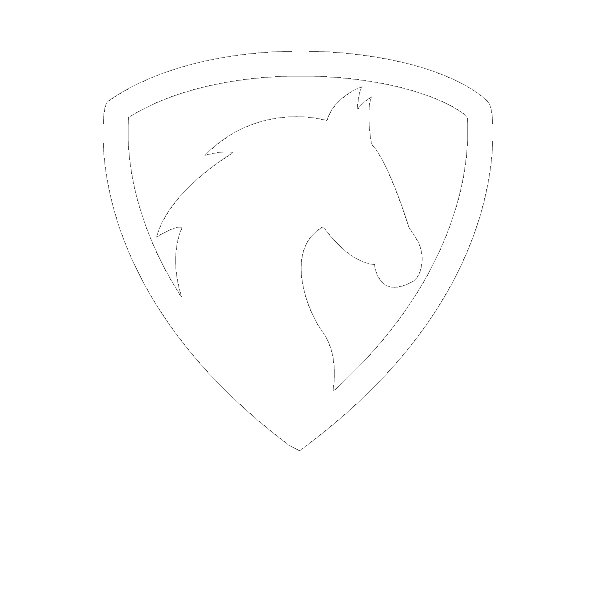 Colorado Horse State Label