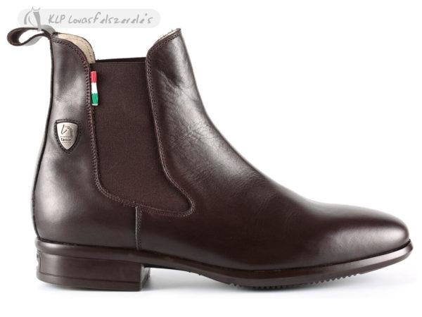 Tattini Equestrian Boots - Half Boot - Brown Alano