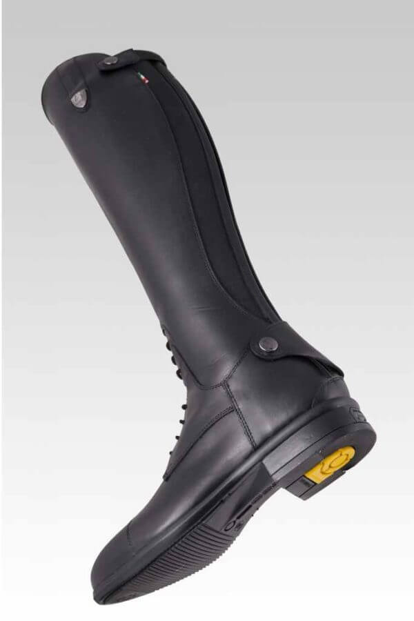 Tattini Equestrian Riding Boots - Tall Boots - Boxer Smooth Leather Under