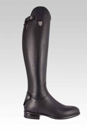 Tattini Boots - Equestrian Italian English Riding Boots - Tall Boots - Terrier Right Side - Dressage and Field Boots