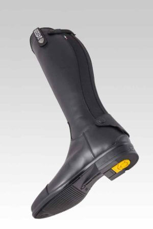 Tattini Boots - Tall Boots - Terranova with Interchangeable Straps - Under View - Dressage Boots and Field Boots