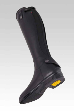 Tattini Equestrian Italian English Riding Boots - Tall Boots - Terrier Bottom