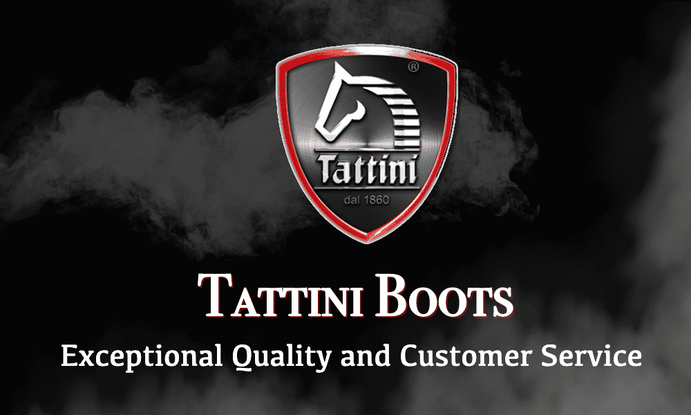 Tattini Boots: Exceptional Quality and Customer Service