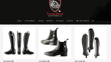 Choosing the Perfect Equestrian Riding Boots