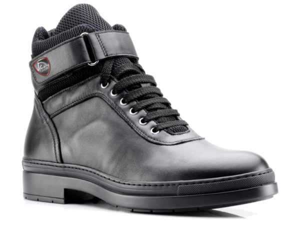 Pitbull Sneakers Italian Leather English Riding Boots - Tattini Boots