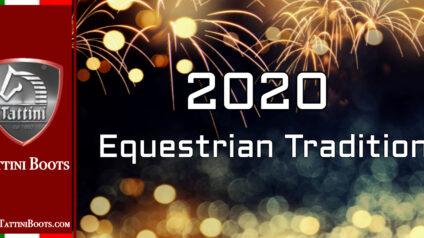 2020 Equestrian Tradition - Tattini Boots Blog: Italian English Riding Boots