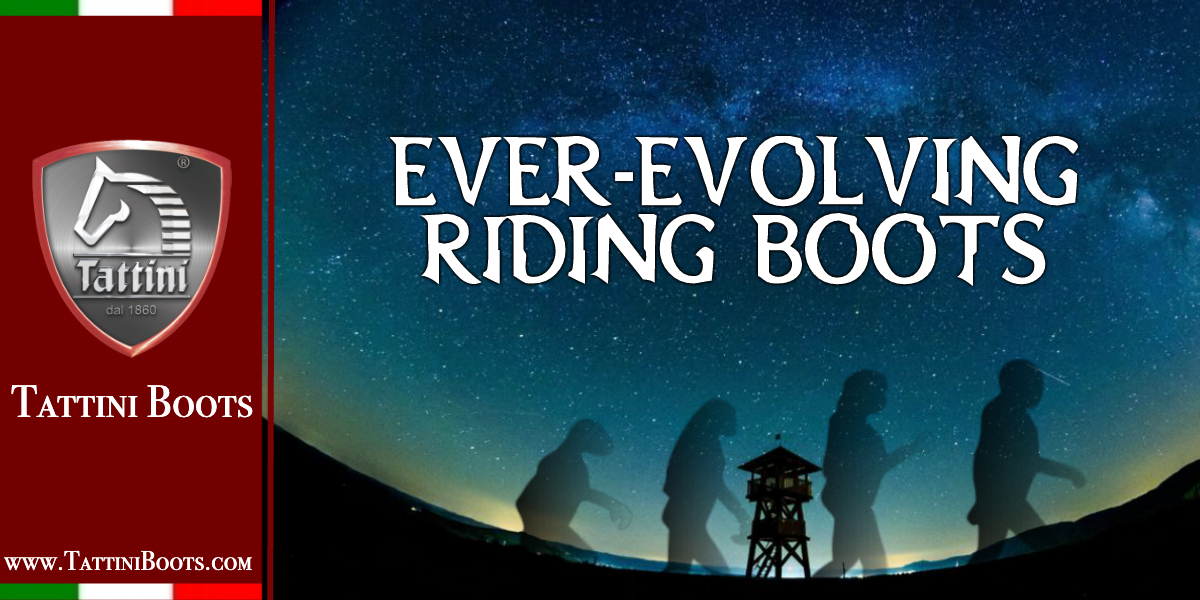 Ever Evolving Riding Boots Italian English Riding Boots