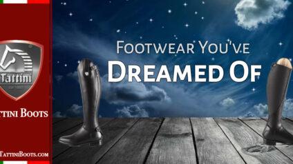 Footwear You've Dreamed of Tattini Boots Blog Italian English Riding Boots