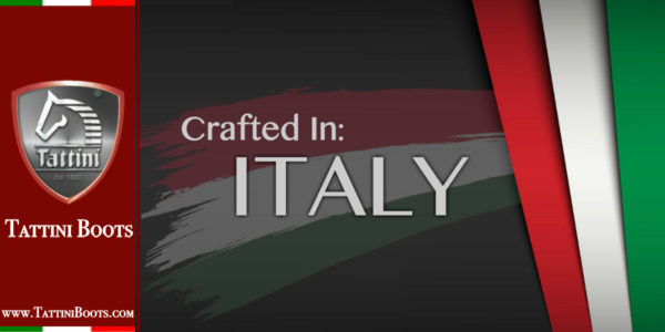Crafted In: Italy