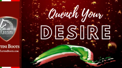 Quench Your Desire - Tattini Boots - Blog - Italian English Riding Boots - Footwear