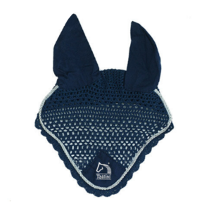 Tattini Boots - Ear Net Mesh With Single Rope Piping