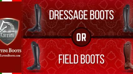 Tattini Boots - Blog - Italian English Riding Boots - Field Boots - Dressage Boots