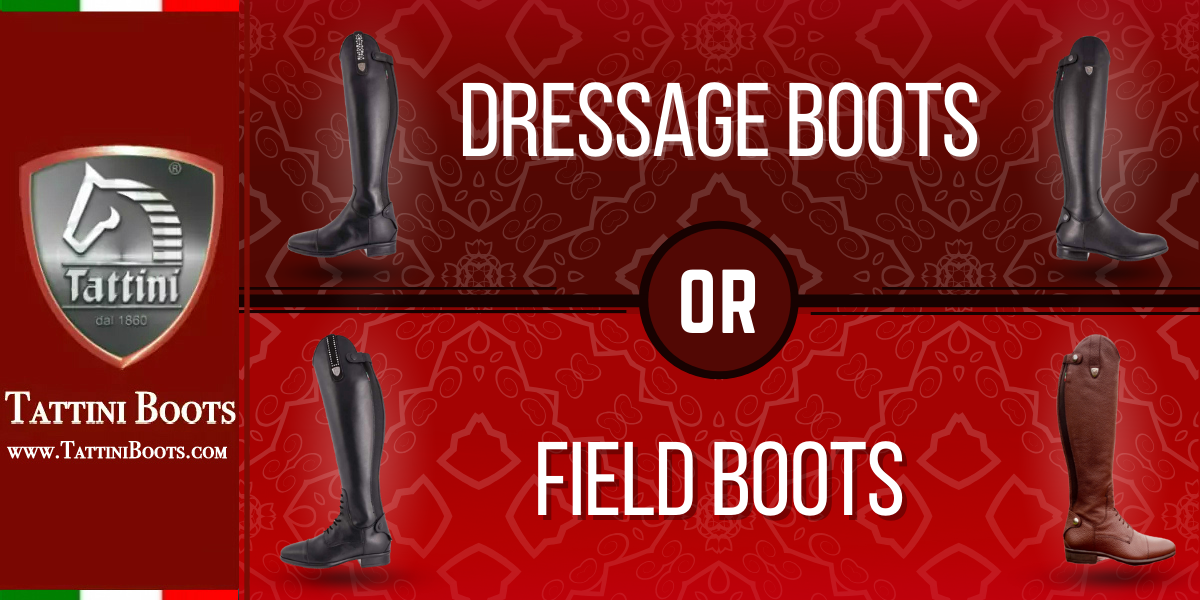 Tattini Boots - Blog - Italian English Riding Boots - Field Boots - Dressage Boots