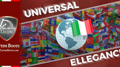 Tattini Boots: Blog - Universal Elegance - Italian English Riding Boots - Dressage Boots - Field Boots