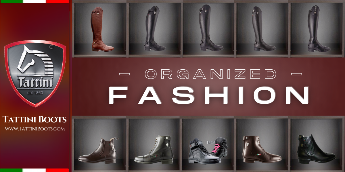 Tattini Boots - Blog - Organized Fashion - Italian English Riding Boots