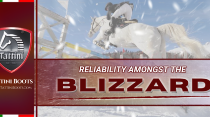 Tattini Boots - Blog - Reliability Amongst The Blizzard - Italian English Riding Boots