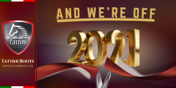 And We're Off: 2021