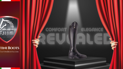 Tattini Boots: Blog - Comfort and Elegance Revealed - Italian English Riding Boots