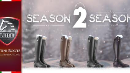 Tattini Boots - Blog: Season to Season - Italian English Riding Boots