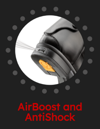 Airboost and Antishock - Powered by Tattini - Italian English Riding Boots