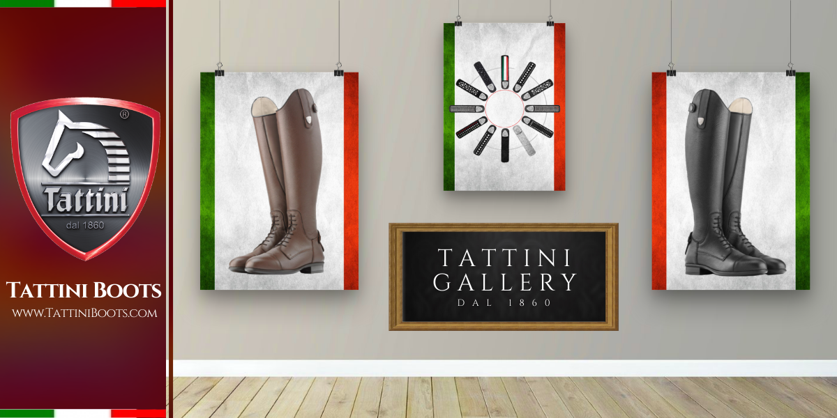 Tattini Boots: Blog - Tattini Gallery - Italian English Riding Boots since 1860